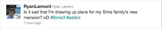 Ryan Lamont tweet