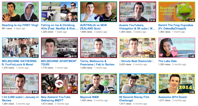 Ryan Lamont thumbnails new
